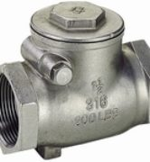 DJV-602 (Full Bore) Threaded Swing Check Valve