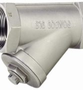 DJV-605 (Full Bore) Threaded Y-Type Strainer (Standard Length)