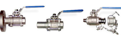 3-PC Marine Ball Valves